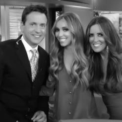 Hangin' w/  Guiliana Rancic and Jillian Barberie in LA
